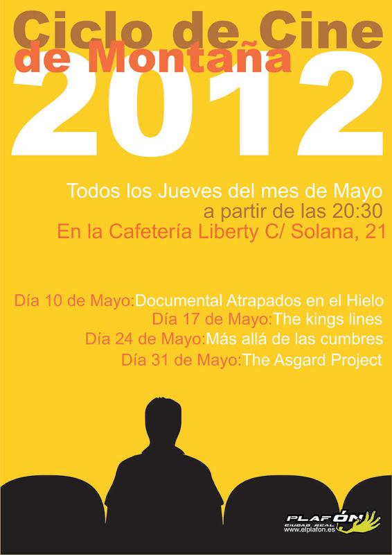 Ciclo cine 2012
