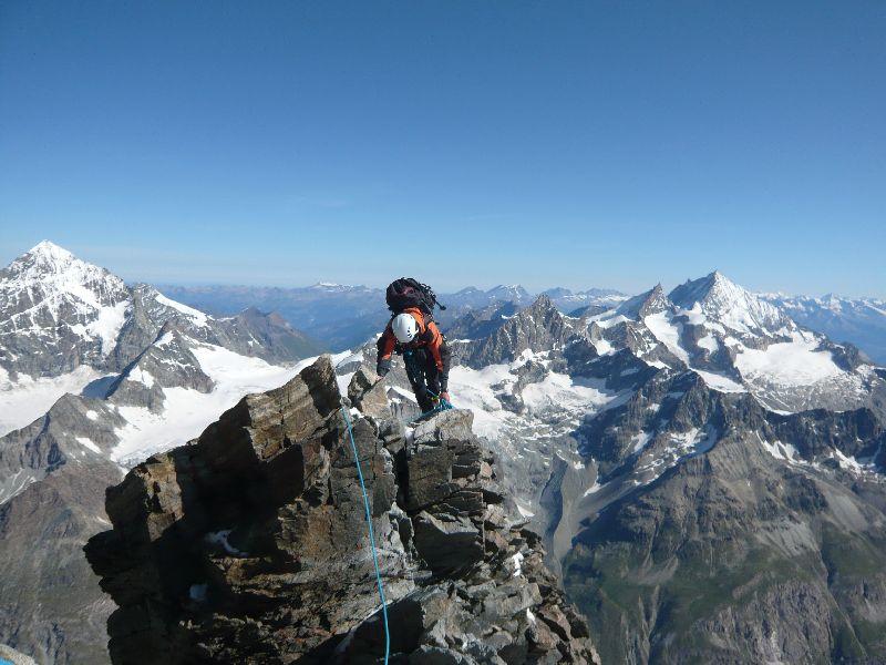 01 - Los Alpes de mi socio