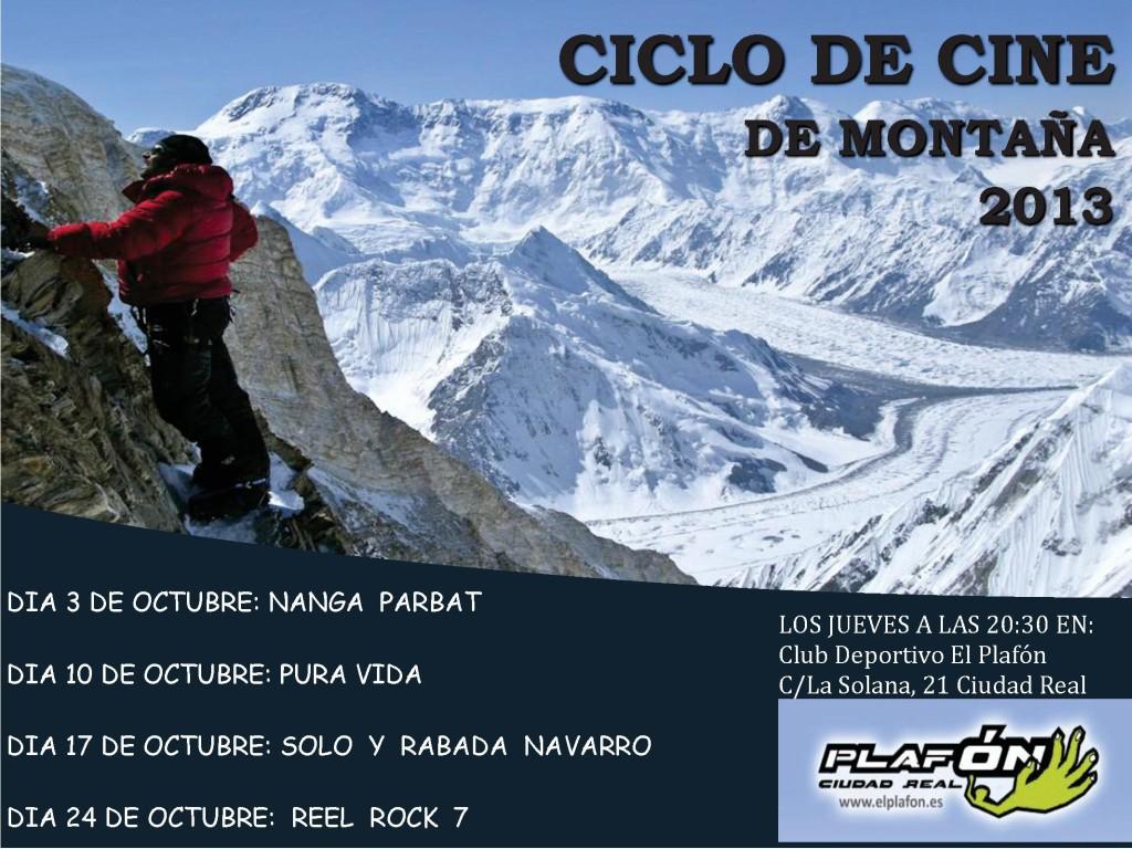 cartel ciclo cine 2013