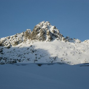 Subida al Pico Almanzor por la ruta normal