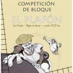 X Competición de Escalada en Bloque El Plafón