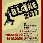 XI Encuentro BloKe El Plafón